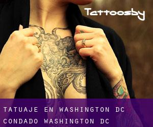 tatuaje en Washington, D.C. (Condado) (Washington, D.C.)